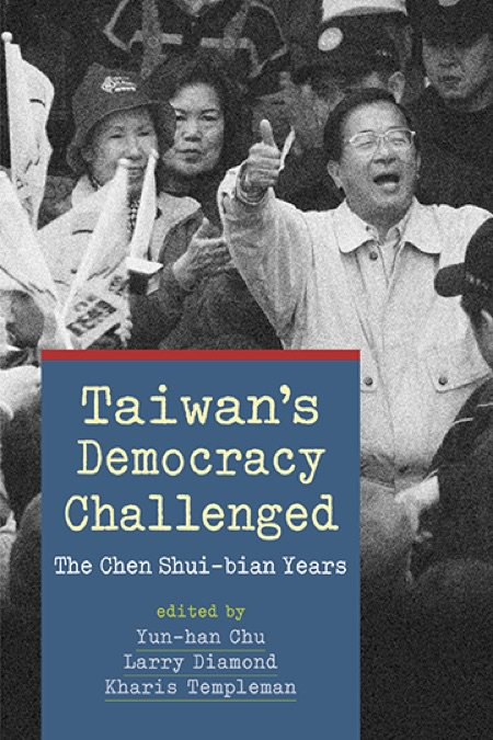 Taiwan's Democracy Challenged