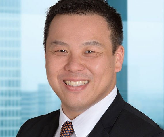 Portrait of David Cheng