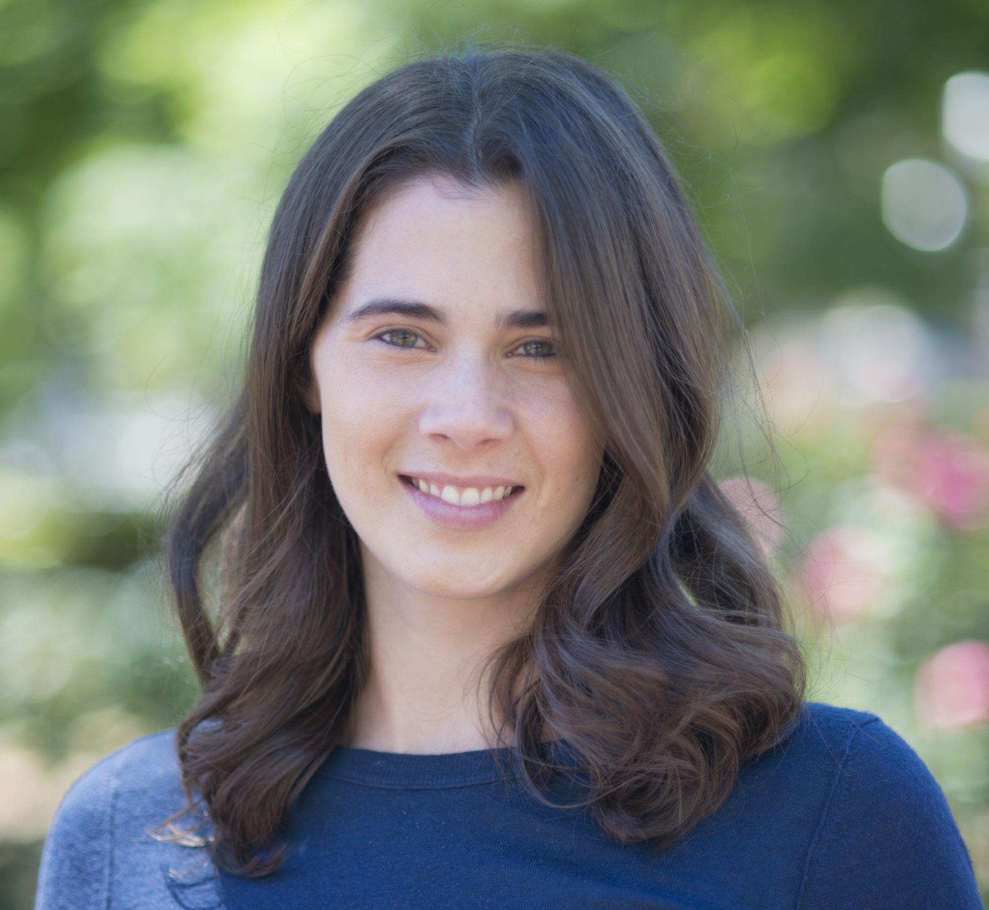 Portrait of Erin Baggott Carter