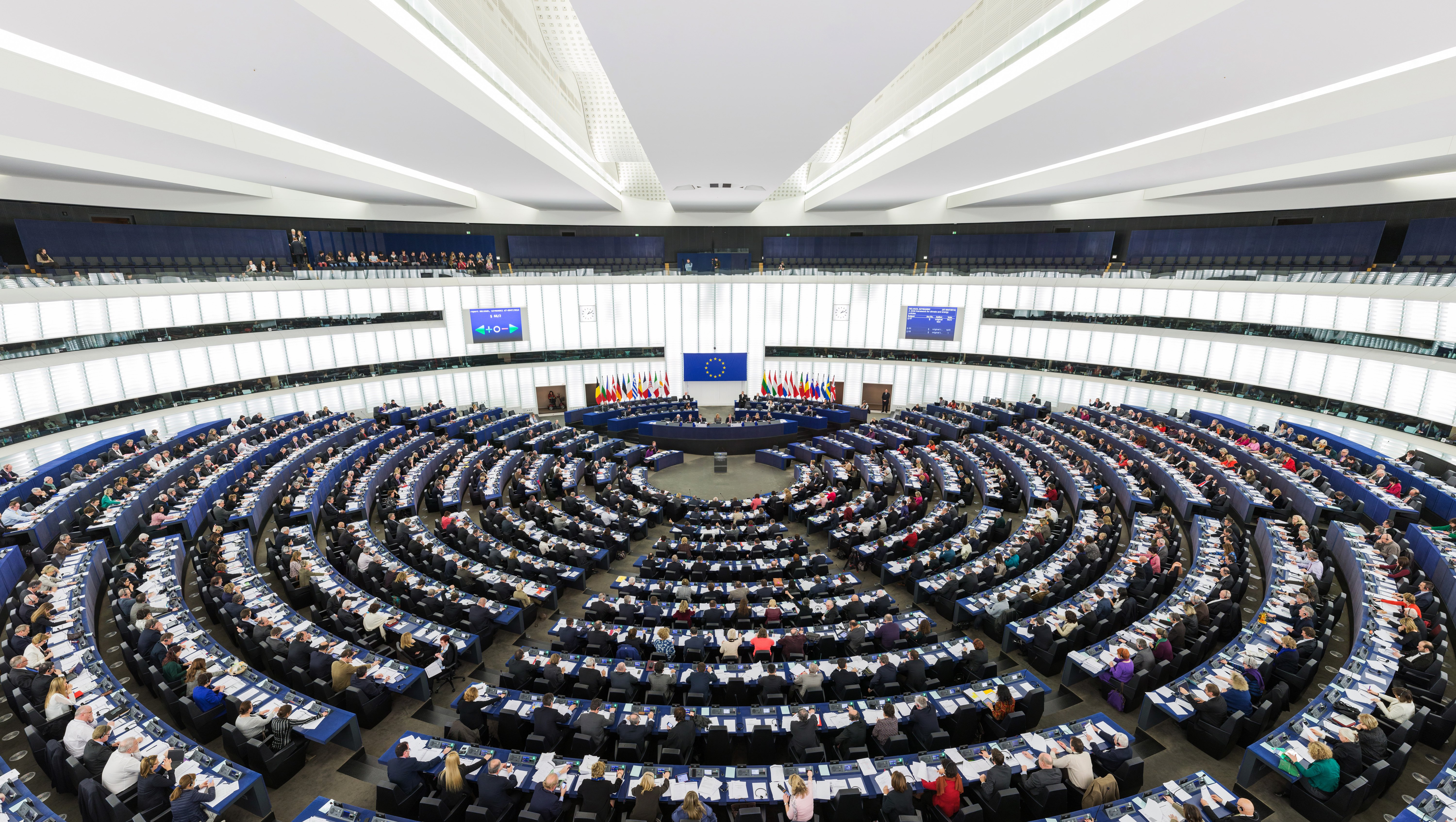 european parliament strasbourg hemicycle   diliff