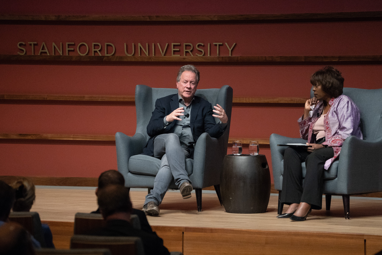 David Beasley at Stanford Oct. 1, 2019