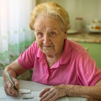 gettyimages elderly woman