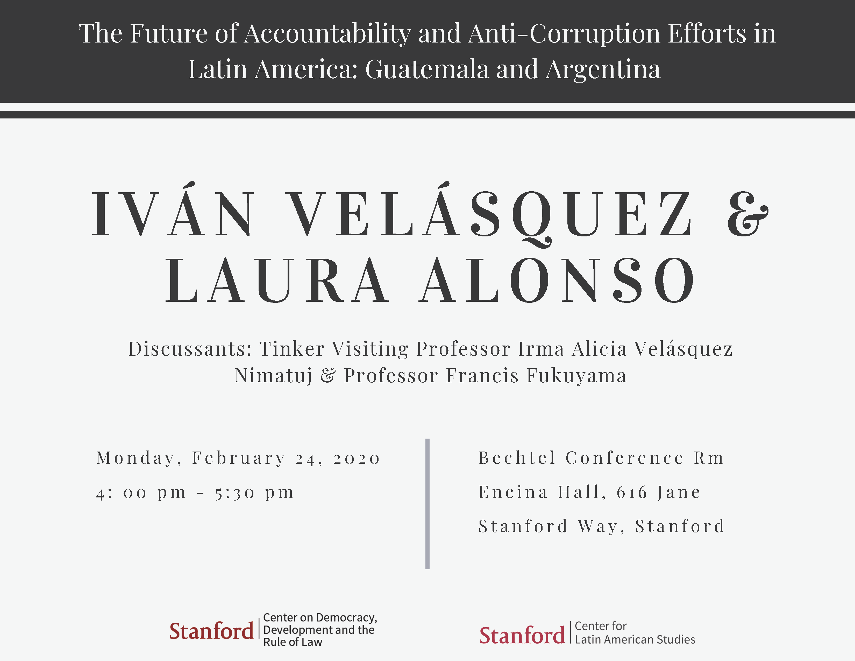 The Future of Accountability and Anti-Corruption Efforts in Latin