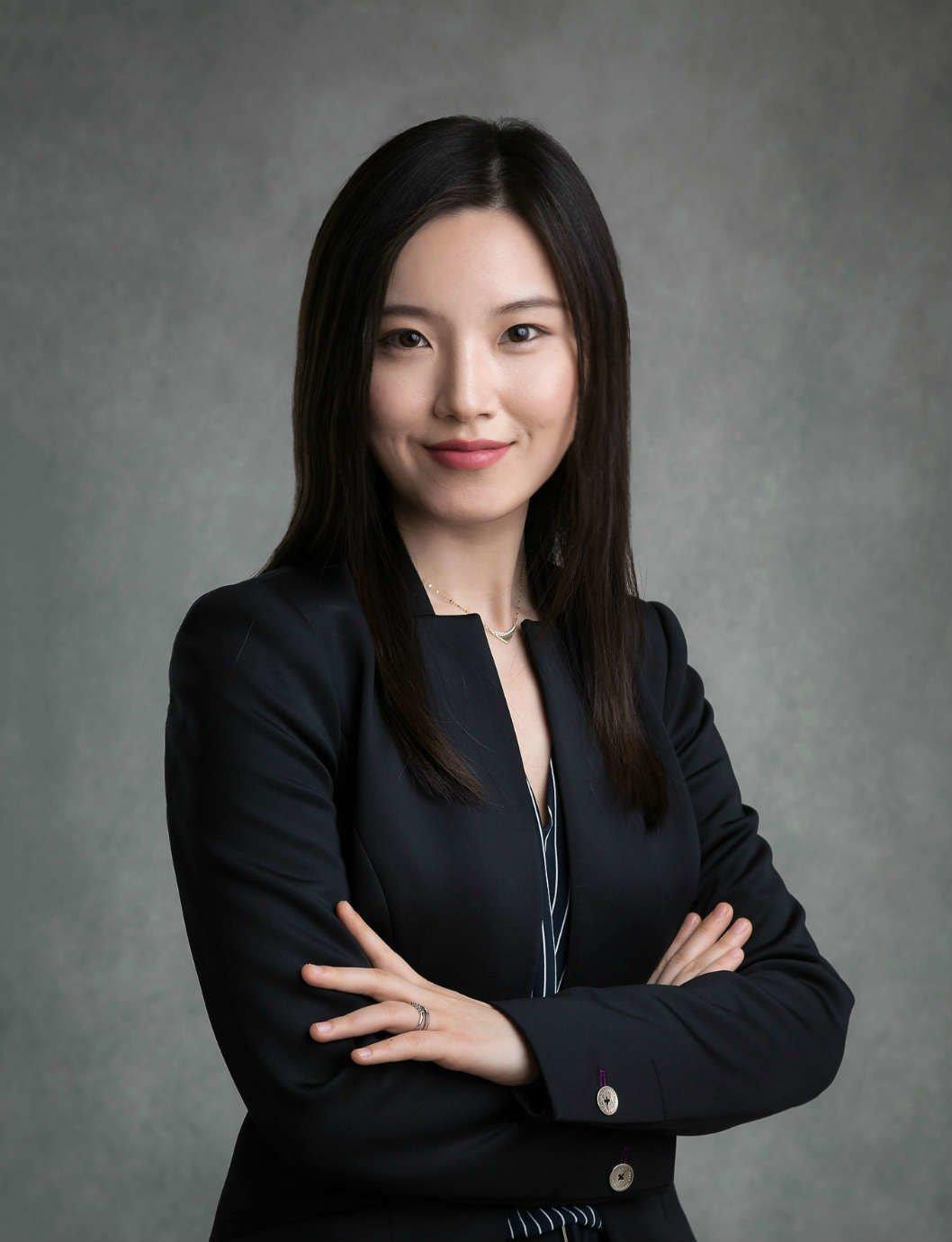 Portrait of Lizhi Liu