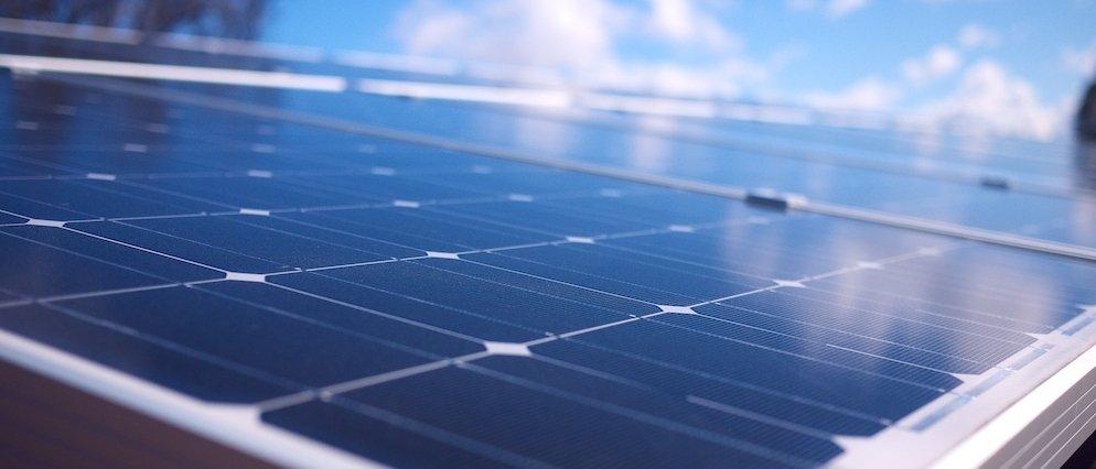 solar panel flickr     Michael Mazengarb headliner