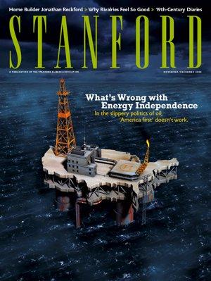 Stanford Magazine 9 06