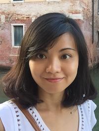 Portrait of Nhu Truong