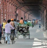 old yamuna bridge new delhi india