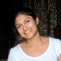 Portrait of Radhika Jain