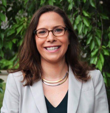 Portrait of Laura Rosenberger