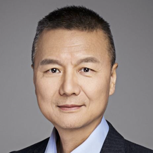 Portrait of Simon Yang
