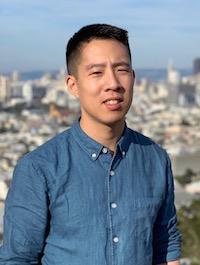 Portrait of Jeffrey Weng