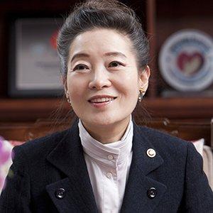Portrait of Young Sook Yoo