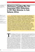 0004100 abstinence funding was not associated with reductions in hiv risk behavior in sub saharan africa 2015 0828 480 jpeg