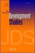 3737 journal of development studies