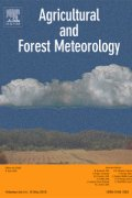 ag forestry and meteorology
