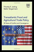 Image of the front book cover of Agricultural Trade Policy: 50 Years of Conflict and Convergence