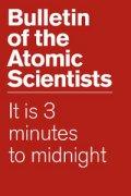 bulletin of the atomic scientist logo