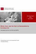 cover wp 106 galetovic and munoz wind and coal costs 16apr2013