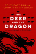 Cover of the book 'The Deer and the Dragon: Southeast Asia and China in the 21st Century""