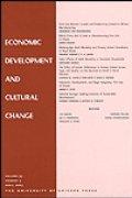 economic development cultural change cover