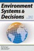 environmental systems and decision making