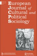 Image of the European Journal of Cultural and Political Sociology