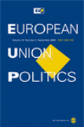 European Union Politics journal cover image