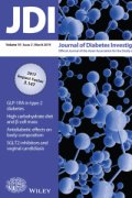 Cover of Journal of Diabetes Investigations