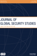 Journal of Global Security Studies cover image