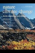 nature climate change