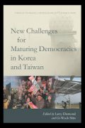new challenges for maturing democracies in korea and taiwan book cover