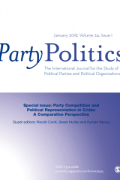 Party Politics cover