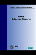 ahrq evidence report