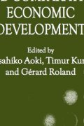 institutions comparative eco development