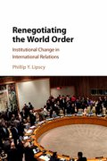 renegotiating world order