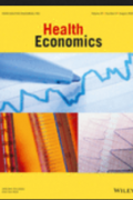 Cover image of the journal Health Economics