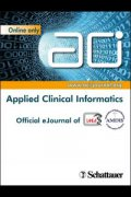 slayton applied clinical informatics