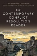 Image of the front cover of The Contemporary Conflict Resolution Reader