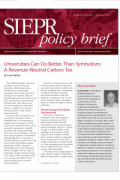 universities can do better policy brief cover