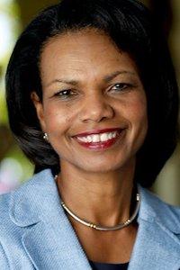 Secretary Condoleezza Rice