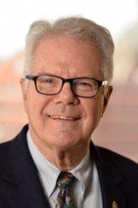 Portrait of David M. Lampton