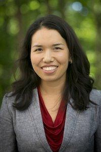 Portrait of Jessica Chen Weiss