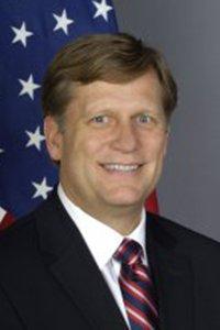 Amb. Michael McFaul