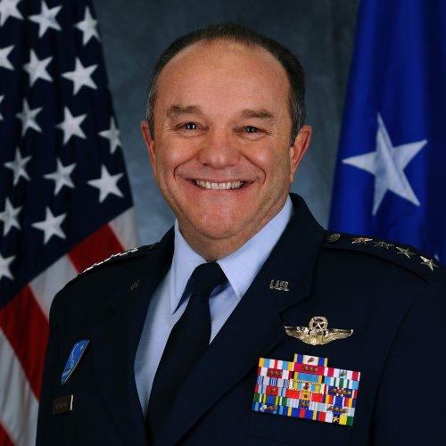 Photo of General Philip M. Breedlove