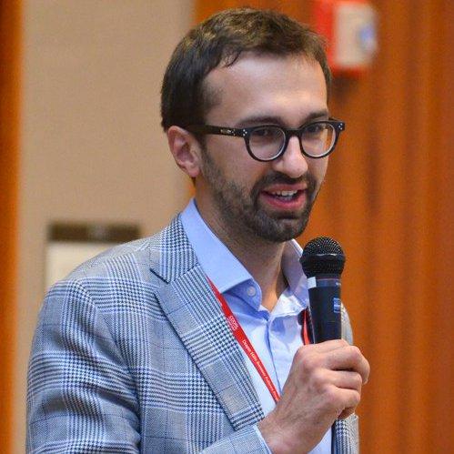 Sergii Leshchenko at CDDRL 2013