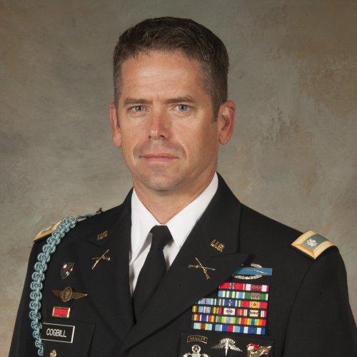 Colonel John Cogbill, U.S. Army