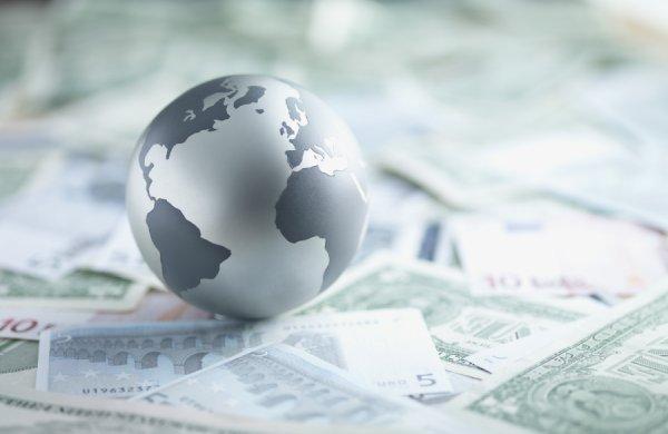 Stock image globalization