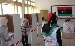 lybia general national congress voting day
