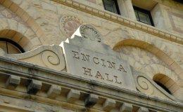 Encina Hall front